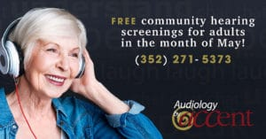 Free hearing test Gainesville, FL